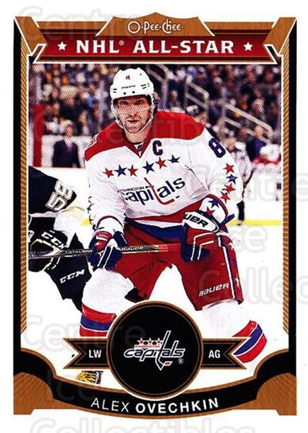 2015-16 O-pee-chee #400 Alexander Ovechkin<br/>5 In Stock - $1.00 each - <a href=https://centericecollectibles.foxycart.com/cart?name=2015-16%20O-pee-chee%20%23400%20Alexander%20Ovech...&price=$1.00&code=698871 class=foxycart> Buy it now! </a>