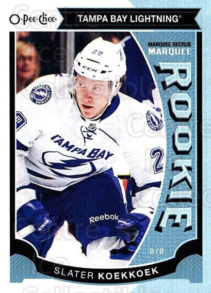 2015-16 O-pee-chee #543 Slater Koekkoek<br/>1 In Stock - $2.00 each - <a href=https://centericecollectibles.foxycart.com/cart?name=2015-16%20O-pee-chee%20%23543%20Slater%20Koekkoek...&quantity_max=1&price=$2.00&code=699014 class=foxycart> Buy it now! </a>
