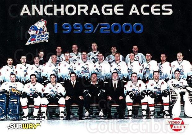 1999-00 Anchorage Aces #16 Team Photo<br/>1 In Stock - $3.00 each - <a href=https://centericecollectibles.foxycart.com/cart?name=1999-00%20Anchorage%20Aces%20%2316%20Team%20Photo...&quantity_max=1&price=$3.00&code=699390 class=foxycart> Buy it now! </a>
