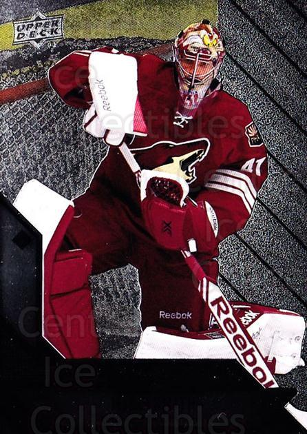 2014-15 Black Diamond #8 Mike Smith<br/>3 In Stock - $1.00 each - <a href=https://centericecollectibles.foxycart.com/cart?name=2014-15%20Black%20Diamond%20%238%20Mike%20Smith...&quantity_max=3&price=$1.00&code=699472 class=foxycart> Buy it now! </a>