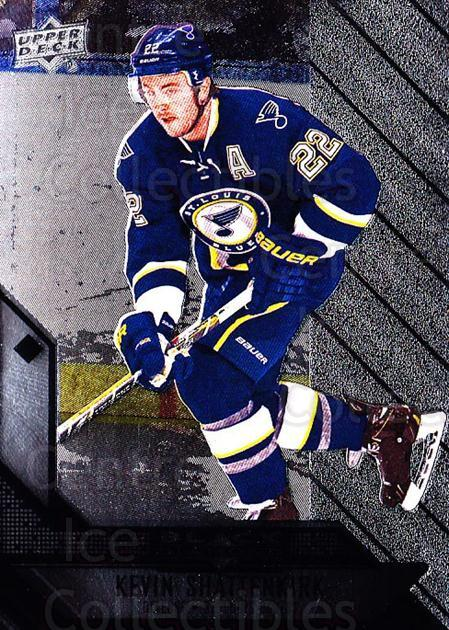 2014-15 Black Diamond #93 Kevin Shattenkirk<br/>2 In Stock - $1.00 each - <a href=https://centericecollectibles.foxycart.com/cart?name=2014-15%20Black%20Diamond%20%2393%20Kevin%20Shattenki...&quantity_max=2&price=$1.00&code=699557 class=foxycart> Buy it now! </a>