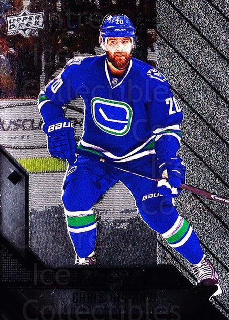 2014-15 Black Diamond #95 Chris Higgins<br/>2 In Stock - $1.00 each - <a href=https://centericecollectibles.foxycart.com/cart?name=2014-15%20Black%20Diamond%20%2395%20Chris%20Higgins...&quantity_max=2&price=$1.00&code=699559 class=foxycart> Buy it now! </a>