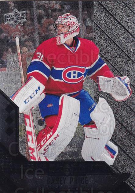 2014-15 Black Diamond #166 Carey Price<br/>1 In Stock - $10.00 each - <a href=https://centericecollectibles.foxycart.com/cart?name=2014-15%20Black%20Diamond%20%23166%20Carey%20Price...&quantity_max=1&price=$10.00&code=699630 class=foxycart> Buy it now! </a>
