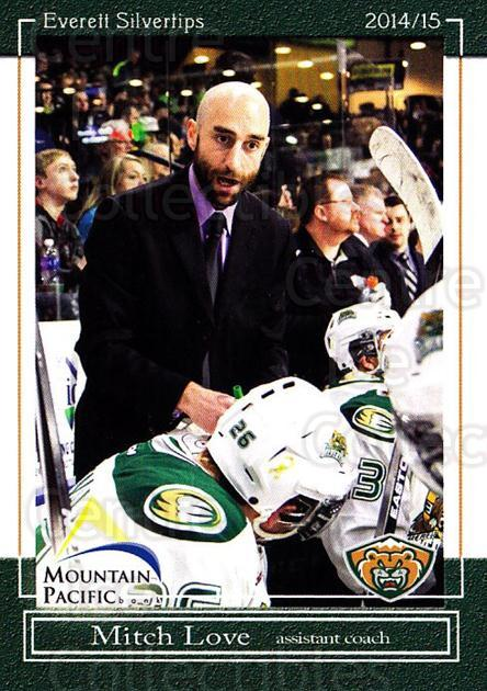 2014-15 Everett Silvertips #24 Mitch Love<br/>14 In Stock - $3.00 each - <a href=https://centericecollectibles.foxycart.com/cart?name=2014-15%20Everett%20Silvertips%20%2324%20Mitch%20Love...&price=$3.00&code=700692 class=foxycart> Buy it now! </a>