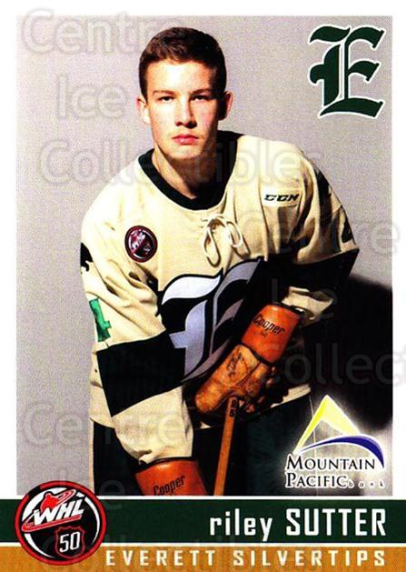 2015-16 Everett Silvertips #23 Riley Sutter<br/>4 In Stock - $3.00 each - <a href=https://centericecollectibles.foxycart.com/cart?name=2015-16%20Everett%20Silvertips%20%2323%20Riley%20Sutter...&quantity_max=4&price=$3.00&code=700716 class=foxycart> Buy it now! </a>