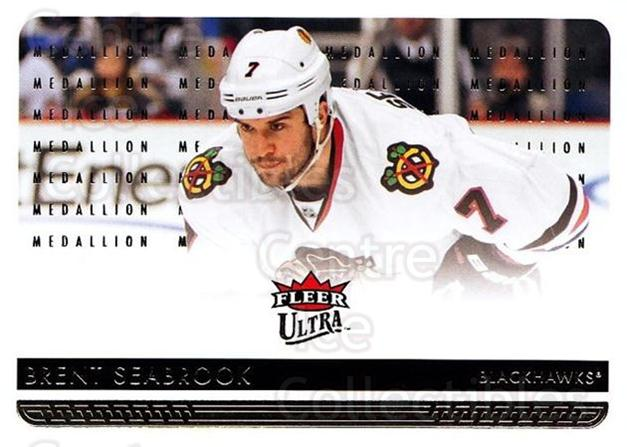 2014-15 Ultra Gold #32 Brent Seabrook<br/>2 In Stock - $2.00 each - <a href=https://centericecollectibles.foxycart.com/cart?name=2014-15%20Ultra%20Gold%20%2332%20Brent%20Seabrook...&quantity_max=2&price=$2.00&code=700774 class=foxycart> Buy it now! </a>