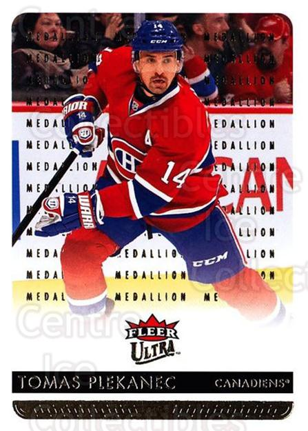 2014-15 Ultra Gold #97 Tomas Plekanec<br/>3 In Stock - $2.00 each - <a href=https://centericecollectibles.foxycart.com/cart?name=2014-15%20Ultra%20Gold%20%2397%20Tomas%20Plekanec...&quantity_max=3&price=$2.00&code=700839 class=foxycart> Buy it now! </a>