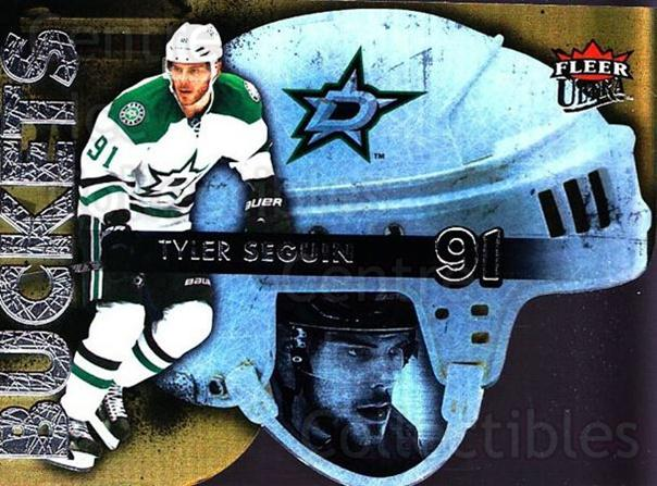2014-15 Ultra Buckets #10 Tyler Seguin<br/>3 In Stock - $2.00 each - <a href=https://centericecollectibles.foxycart.com/cart?name=2014-15%20Ultra%20Buckets%20%2310%20Tyler%20Seguin...&quantity_max=3&price=$2.00&code=701034 class=foxycart> Buy it now! </a>