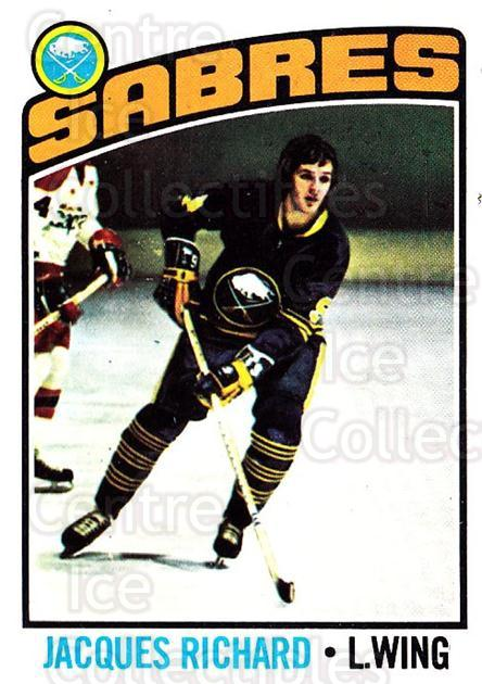 1976-77 O-Pee-Chee #8 Jacques Richard<br/>1 In Stock - $2.00 each - <a href=https://centericecollectibles.foxycart.com/cart?name=1976-77%20O-Pee-Chee%20%238%20Jacques%20Richard...&quantity_max=1&price=$2.00&code=701114 class=foxycart> Buy it now! </a>