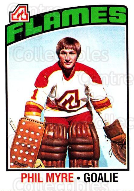 1976-77 O-Pee-Chee #17 Phil Myre<br/>1 In Stock - $2.00 each - <a href=https://centericecollectibles.foxycart.com/cart?name=1976-77%20O-Pee-Chee%20%2317%20Phil%20Myre...&price=$2.00&code=701123 class=foxycart> Buy it now! </a>