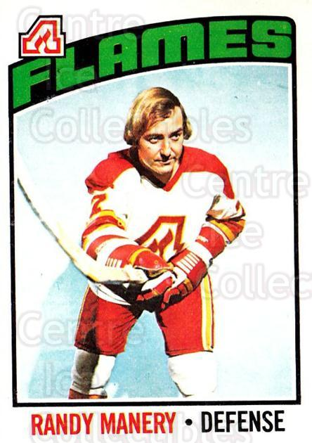 1976-77 O-Pee-Chee #24 Randy Manery<br/>1 In Stock - $2.00 each - <a href=https://centericecollectibles.foxycart.com/cart?name=1976-77%20O-Pee-Chee%20%2324%20Randy%20Manery...&quantity_max=1&price=$2.00&code=701130 class=foxycart> Buy it now! </a>