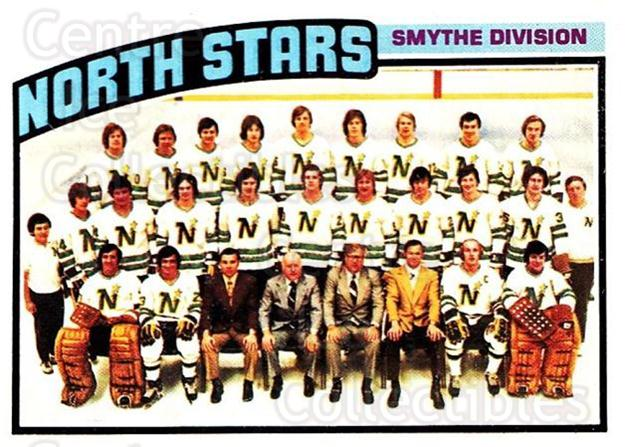 1976-77 O-Pee-Chee #140 Minnesota North Stars, Checklist<br/>3 In Stock - $5.00 each - <a href=https://centericecollectibles.foxycart.com/cart?name=1976-77%20O-Pee-Chee%20%23140%20Minnesota%20North...&quantity_max=3&price=$5.00&code=701246 class=foxycart> Buy it now! </a>