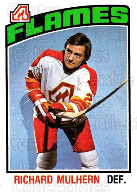 1976-77 O-Pee-Chee #265 Richard Mulhern<br/>1 In Stock - $2.00 each - <a href=https://centericecollectibles.foxycart.com/cart?name=1976-77%20O-Pee-Chee%20%23265%20Richard%20Mulhern...&quantity_max=1&price=$2.00&code=701371 class=foxycart> Buy it now! </a>
