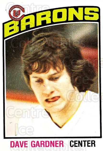 1976-77 O-Pee-Chee #274 Dave Gardner<br/>2 In Stock - $2.00 each - <a href=https://centericecollectibles.foxycart.com/cart?name=1976-77%20O-Pee-Chee%20%23274%20Dave%20Gardner...&price=$2.00&code=701380 class=foxycart> Buy it now! </a>