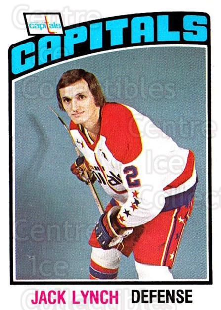 1976-77 O-Pee-Chee #288 Jack Lynch<br/>1 In Stock - $2.00 each - <a href=https://centericecollectibles.foxycart.com/cart?name=1976-77%20O-Pee-Chee%20%23288%20Jack%20Lynch...&quantity_max=1&price=$2.00&code=701394 class=foxycart> Buy it now! </a>
