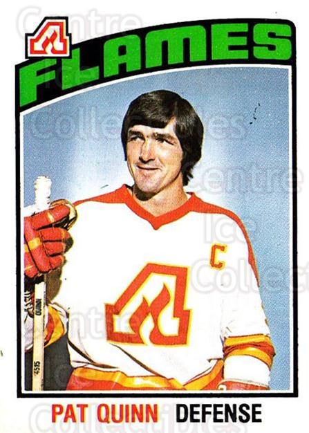 1976-77 O-Pee-Chee #289 Pat Quinn<br/>1 In Stock - $3.00 each - <a href=https://centericecollectibles.foxycart.com/cart?name=1976-77%20O-Pee-Chee%20%23289%20Pat%20Quinn...&price=$3.00&code=701395 class=foxycart> Buy it now! </a>