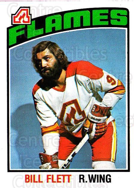 1976-77 O-Pee-Chee #332 Bill Flett<br/>2 In Stock - $2.00 each - <a href=https://centericecollectibles.foxycart.com/cart?name=1976-77%20O-Pee-Chee%20%23332%20Bill%20Flett...&quantity_max=2&price=$2.00&code=701438 class=foxycart> Buy it now! </a>