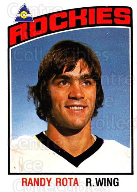 1976-77 O-Pee-Chee #353 Randy Rota<br/>1 In Stock - $2.00 each - <a href=https://centericecollectibles.foxycart.com/cart?name=1976-77%20O-Pee-Chee%20%23353%20Randy%20Rota...&quantity_max=1&price=$2.00&code=701459 class=foxycart> Buy it now! </a>