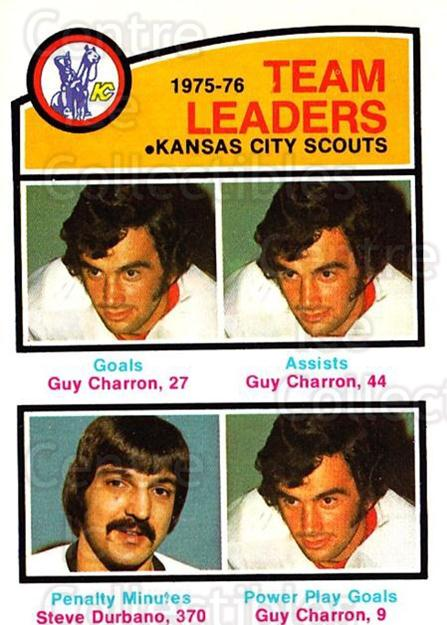 1976-77 O-Pee-Chee #384 Guy Charron, Steve Durbano<br/>2 In Stock - $3.00 each - <a href=https://centericecollectibles.foxycart.com/cart?name=1976-77%20O-Pee-Chee%20%23384%20Guy%20Charron,%20St...&quantity_max=2&price=$3.00&code=701490 class=foxycart> Buy it now! </a>