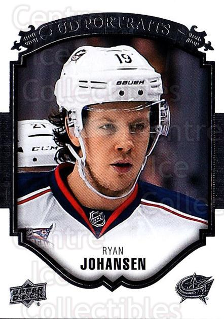 2015-16 Upper Deck UD Portraits #21 Ryan Johansen<br/>2 In Stock - $2.00 each - <a href=https://centericecollectibles.foxycart.com/cart?name=2015-16%20Upper%20Deck%20UD%20Portraits%20%2321%20Ryan%20Johansen...&quantity_max=2&price=$2.00&code=701523 class=foxycart> Buy it now! </a>