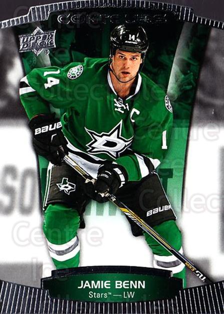 2015-16 Upper Deck Contours #8 Jamie Benn<br/>6 In Stock - $2.00 each - <a href=https://centericecollectibles.foxycart.com/cart?name=2015-16%20Upper%20Deck%20Contours%20%238%20Jamie%20Benn...&quantity_max=6&price=$2.00&code=701764 class=foxycart> Buy it now! </a>