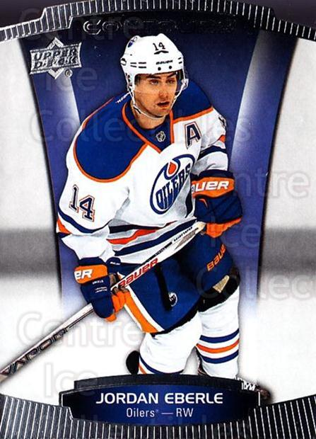 2015-16 Upper Deck Contours #85 Jordan Eberle<br/>6 In Stock - $2.00 each - <a href=https://centericecollectibles.foxycart.com/cart?name=2015-16%20Upper%20Deck%20Contours%20%2385%20Jordan%20Eberle...&quantity_max=6&price=$2.00&code=701841 class=foxycart> Buy it now! </a>