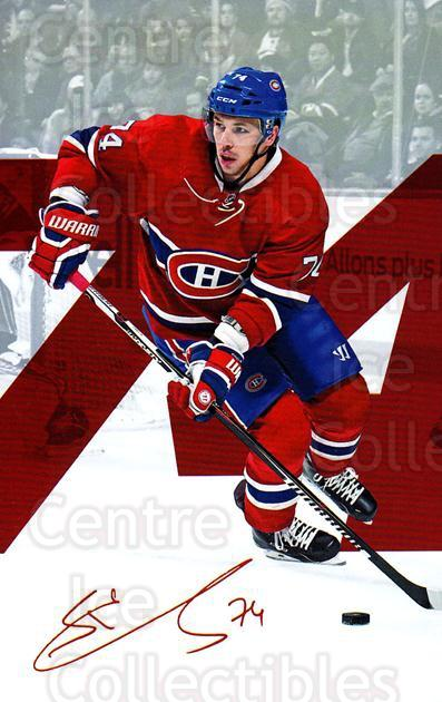 2016-17 Montreal Canadiens Postcards #6 Alexei Emelin<br/>4 In Stock - $3.00 each - <a href=https://centericecollectibles.foxycart.com/cart?name=2016-17%20Montreal%20Canadiens%20Postcards%20%236%20Alexei%20Emelin...&quantity_max=4&price=$3.00&code=701942 class=foxycart> Buy it now! </a>