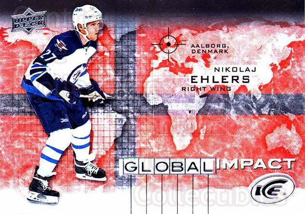 2015-16 UD Ice Global Impact #NE Nikolaj Ehlers<br/>1 In Stock - $5.00 each - <a href=https://centericecollectibles.foxycart.com/cart?name=2015-16%20UD%20Ice%20Global%20Impact%20%23NE%20Nikolaj%20Ehlers...&quantity_max=1&price=$5.00&code=702325 class=foxycart> Buy it now! </a>