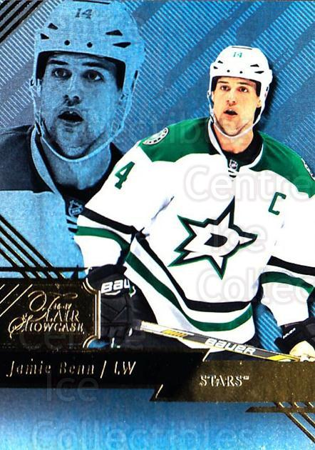 2016-17 Fleer Showcase Flair #8 Jamie Benn<br/>1 In Stock - $3.00 each - <a href=https://centericecollectibles.foxycart.com/cart?name=2016-17%20Fleer%20Showcase%20Flair%20%238%20Jamie%20Benn...&quantity_max=1&price=$3.00&code=702343 class=foxycart> Buy it now! </a>