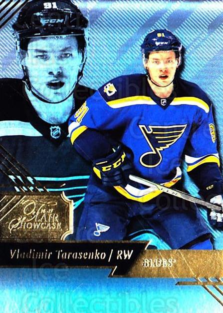 2016-17 Fleer Showcase Flair #17 Vladimir Tarasenko<br/>1 In Stock - $3.00 each - <a href=https://centericecollectibles.foxycart.com/cart?name=2016-17%20Fleer%20Showcase%20Flair%20%2317%20Vladimir%20Tarase...&quantity_max=1&price=$3.00&code=702352 class=foxycart> Buy it now! </a>