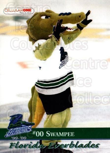 1999-00 Florida Everblades #25 Mascot<br/>1 In Stock - $3.00 each - <a href=https://centericecollectibles.foxycart.com/cart?name=1999-00%20Florida%20Everblades%20%2325%20Mascot...&price=$3.00&code=702639 class=foxycart> Buy it now! </a>