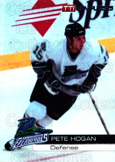 2000-01 Florida Everblades #13 Peter Hogan<br/>1 In Stock - $3.00 each - <a href=https://centericecollectibles.foxycart.com/cart?name=2000-01%20Florida%20Everblades%20%2313%20Peter%20Hogan...&price=$3.00&code=702652 class=foxycart> Buy it now! </a>