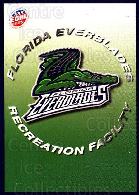 2001-02 Florida Everblades #22 Everblades Recreation<br/>1 In Stock - $3.00 each - <a href=https://centericecollectibles.foxycart.com/cart?name=2001-02%20Florida%20Everblades%20%2322%20Everblades%20Recr...&price=$3.00&code=702686 class=foxycart> Buy it now! </a>