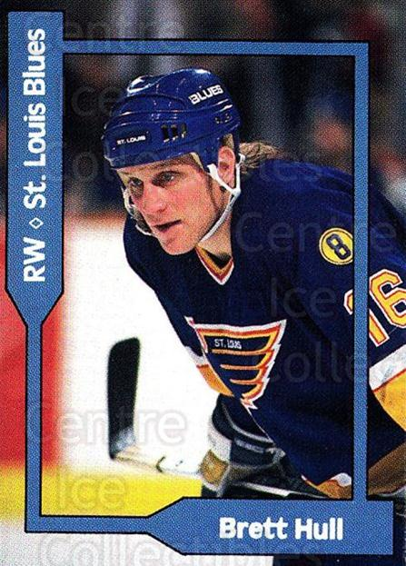 1990-91 Pocket Price Guide #4 Brett Hull<br/>1 In Stock - $3.00 each - <a href=https://centericecollectibles.foxycart.com/cart?name=1990-91%20Pocket%20Price%20Guide%20%234%20Brett%20Hull...&price=$3.00&code=702763 class=foxycart> Buy it now! </a>