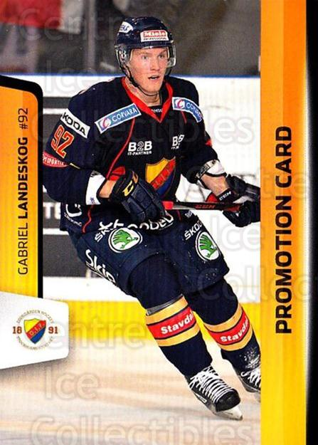 <a href=index.aspx?SetName=2012-13%20Swedish%20Hockey%20Allsvenskan%20Promo>2012-13 Swedish Hockey Allsvenskan Promo</a> #4 <a href=index.aspx?PlayerName=Gabriel%20Landeskog> Gabriel Landeskog</a><br/>4 in stock - $3.00 each - <a href=https://centericecollectibles.foxycart.com/cart?name=2012-13%20Swedish%20Hockey%20Allsvenskan%20Promo%20%234%20Gabriel%20Landesk...&price=$3.00&code=702932 class=foxycart> Buy it now! </a>