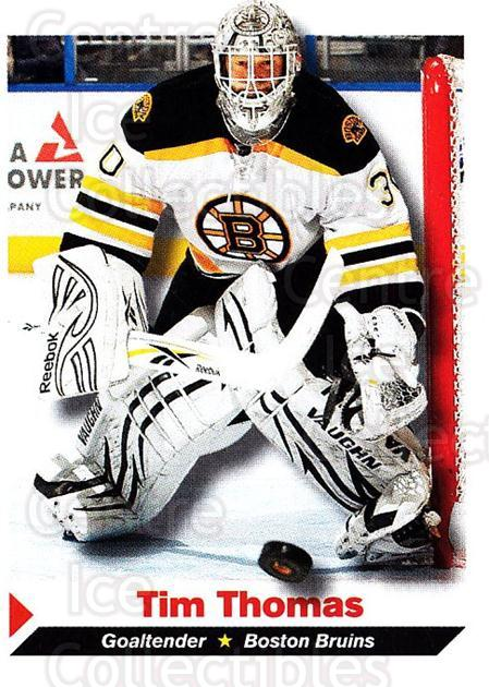 2010-17 Sports Illustrated for Kids #26 Tim Thomas<br/>2 In Stock - $2.00 each - <a href=https://centericecollectibles.foxycart.com/cart?name=2010-17%20Sports%20Illustrated%20for%20Kids%20%2326%20Tim%20Thomas...&quantity_max=2&price=$2.00&code=703357 class=foxycart> Buy it now! </a>