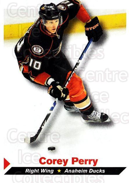 2010-17 Sports Illustrated for Kids #45 Corey Perry<br/>1 In Stock - $2.00 each - <a href=https://centericecollectibles.foxycart.com/cart?name=2010-17%20Sports%20Illustrated%20for%20Kids%20%2345%20Corey%20Perry...&quantity_max=1&price=$2.00&code=703359 class=foxycart> Buy it now! </a>