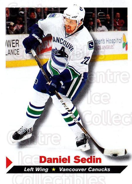 2010-17 Sports Illustrated for Kids #80 Daniel Sedin<br/>3 In Stock - $2.00 each - <a href=https://centericecollectibles.foxycart.com/cart?name=2010-17%20Sports%20Illustrated%20for%20Kids%20%2380%20Daniel%20Sedin...&quantity_max=3&price=$2.00&code=703361 class=foxycart> Buy it now! </a>