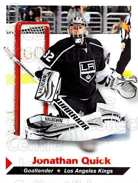 2010-17 Sports Illustrated for Kids #153 Jonathan Quick<br/>2 In Stock - $2.00 each - <a href=https://centericecollectibles.foxycart.com/cart?name=2010-17%20Sports%20Illustrated%20for%20Kids%20%23153%20Jonathan%20Quick...&quantity_max=2&price=$2.00&code=703368 class=foxycart> Buy it now! </a>