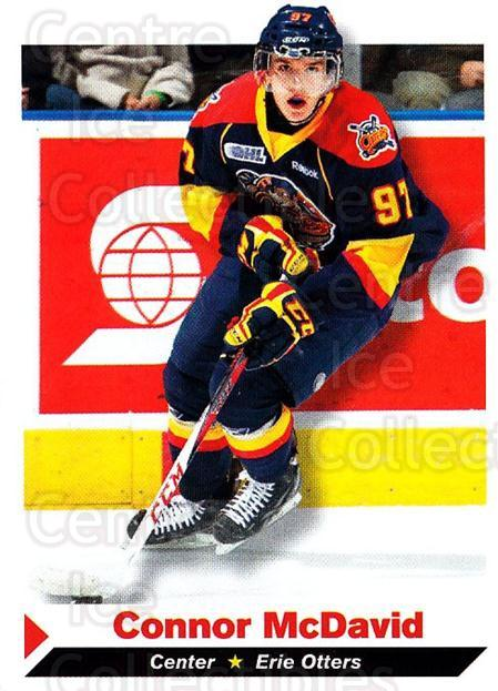 2010-17 Sports Illustrated for Kids #282 Connor McDavid<br/>6 In Stock - $5.00 each - <a href=https://centericecollectibles.foxycart.com/cart?name=2010-17%20Sports%20Illustrated%20for%20Kids%20%23282%20Connor%20McDavid...&price=$5.00&code=703375 class=foxycart> Buy it now! </a>