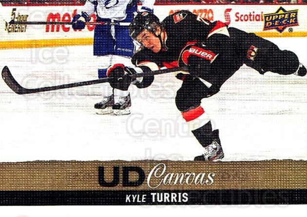 2013-14 Upper Deck Canvas #23 Kyle Turris<br/>1 In Stock - $2.00 each - <a href=https://centericecollectibles.foxycart.com/cart?name=2013-14%20Upper%20Deck%20Canvas%20%2323%20Kyle%20Turris...&quantity_max=1&price=$2.00&code=704026 class=foxycart> Buy it now! </a>