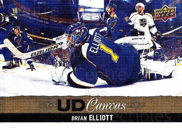 2013-14 Upper Deck Canvas #56 Brian Elliott<br/>1 In Stock - $2.00 each - <a href=https://centericecollectibles.foxycart.com/cart?name=2013-14%20Upper%20Deck%20Canvas%20%2356%20Brian%20Elliott...&quantity_max=1&price=$2.00&code=704059 class=foxycart> Buy it now! </a>