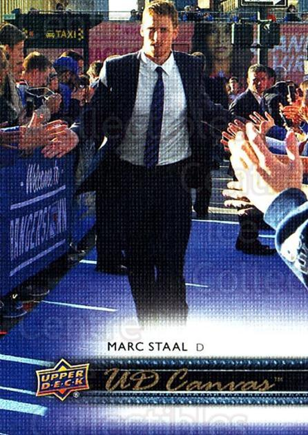 2014-15 Upper Deck Canvas #178 Marc Staal<br/>1 In Stock - $2.00 each - <a href=https://centericecollectibles.foxycart.com/cart?name=2014-15%20Upper%20Deck%20Canvas%20%23178%20Marc%20Staal...&quantity_max=1&price=$2.00&code=704451 class=foxycart> Buy it now! </a>