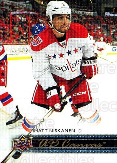 2014-15 Upper Deck Canvas #207 Matt Niskanen<br/>1 In Stock - $2.00 each - <a href=https://centericecollectibles.foxycart.com/cart?name=2014-15%20Upper%20Deck%20Canvas%20%23207%20Matt%20Niskanen...&quantity_max=1&price=$2.00&code=704480 class=foxycart> Buy it now! </a>