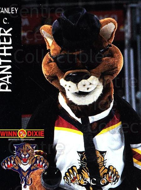 1996-97 Florida Panthers Winn Dixie #29 Mascot<br/>1 In Stock - $3.00 each - <a href=https://centericecollectibles.foxycart.com/cart?name=1996-97%20Florida%20Panthers%20Winn%20Dixie%20%2329%20Mascot...&quantity_max=1&price=$3.00&code=704873 class=foxycart> Buy it now! </a>