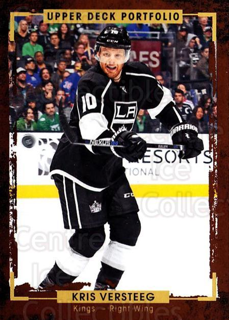 2015-16 Upper Deck Portfolio #18 Kris Versteeg<br/>5 In Stock - $1.00 each - <a href=https://centericecollectibles.foxycart.com/cart?name=2015-16%20Upper%20Deck%20Portfolio%20%2318%20Kris%20Versteeg...&quantity_max=5&price=$1.00&code=704892 class=foxycart> Buy it now! </a>