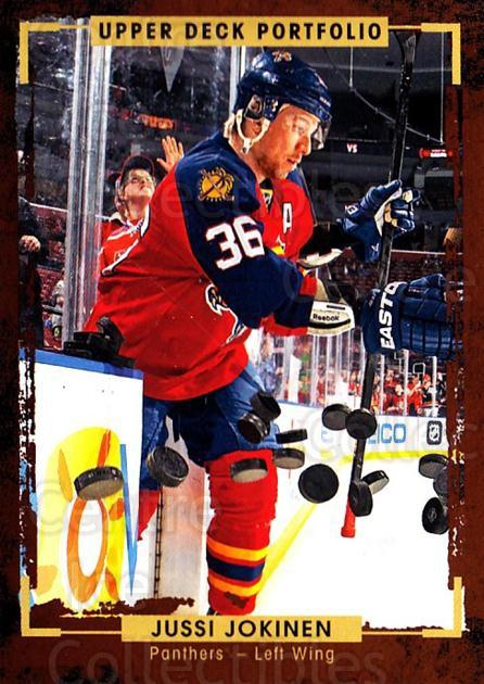 2015-16 Upper Deck Portfolio #63 Jussi Jokinen<br/>5 In Stock - $1.00 each - <a href=https://centericecollectibles.foxycart.com/cart?name=2015-16%20Upper%20Deck%20Portfolio%20%2363%20Jussi%20Jokinen...&quantity_max=5&price=$1.00&code=704937 class=foxycart> Buy it now! </a>