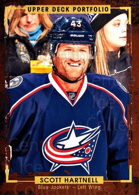 2015-16 Upper Deck Portfolio #93 Scott Hartnell<br/>5 In Stock - $1.00 each - <a href=https://centericecollectibles.foxycart.com/cart?name=2015-16%20Upper%20Deck%20Portfolio%20%2393%20Scott%20Hartnell...&quantity_max=5&price=$1.00&code=704967 class=foxycart> Buy it now! </a>