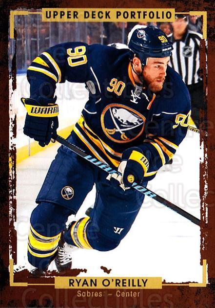 2015-16 Upper Deck Portfolio #114 Ryan O'Reilly<br/>5 In Stock - $1.00 each - <a href=https://centericecollectibles.foxycart.com/cart?name=2015-16%20Upper%20Deck%20Portfolio%20%23114%20Ryan%20O'Reilly...&quantity_max=5&price=$1.00&code=704988 class=foxycart> Buy it now! </a>