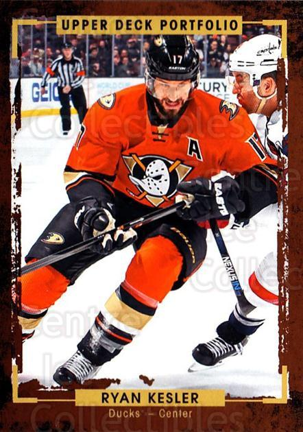 2015-16 Upper Deck Portfolio #130 Ryan Kesler<br/>5 In Stock - $1.00 each - <a href=https://centericecollectibles.foxycart.com/cart?name=2015-16%20Upper%20Deck%20Portfolio%20%23130%20Ryan%20Kesler...&quantity_max=5&price=$1.00&code=705004 class=foxycart> Buy it now! </a>
